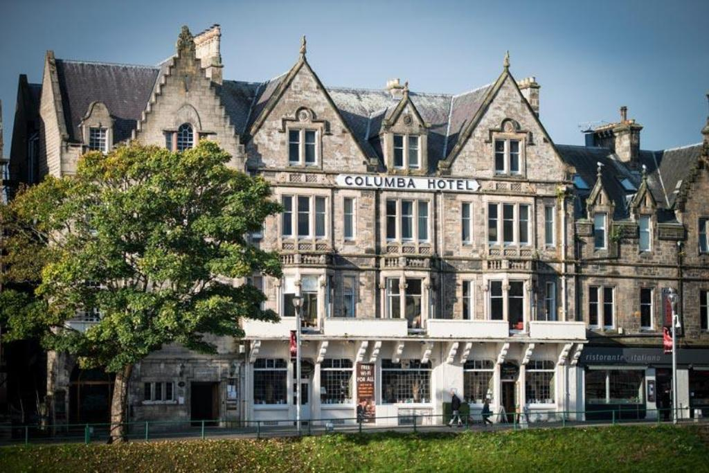 Best Price On Columba Hotel By Compass Hospitality In