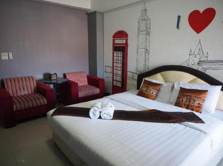 King Standard Bed - Yatak The Cosy Bed Chiang Mai