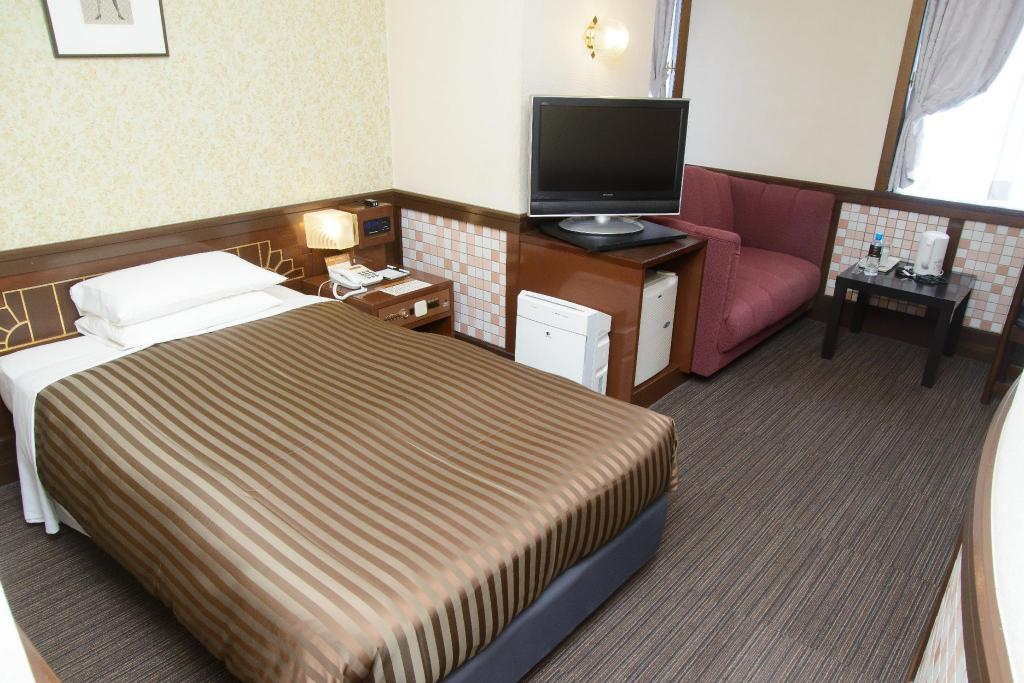 Standard Single Non-Smoking - Guestroom Clio Court Hakata Hotel