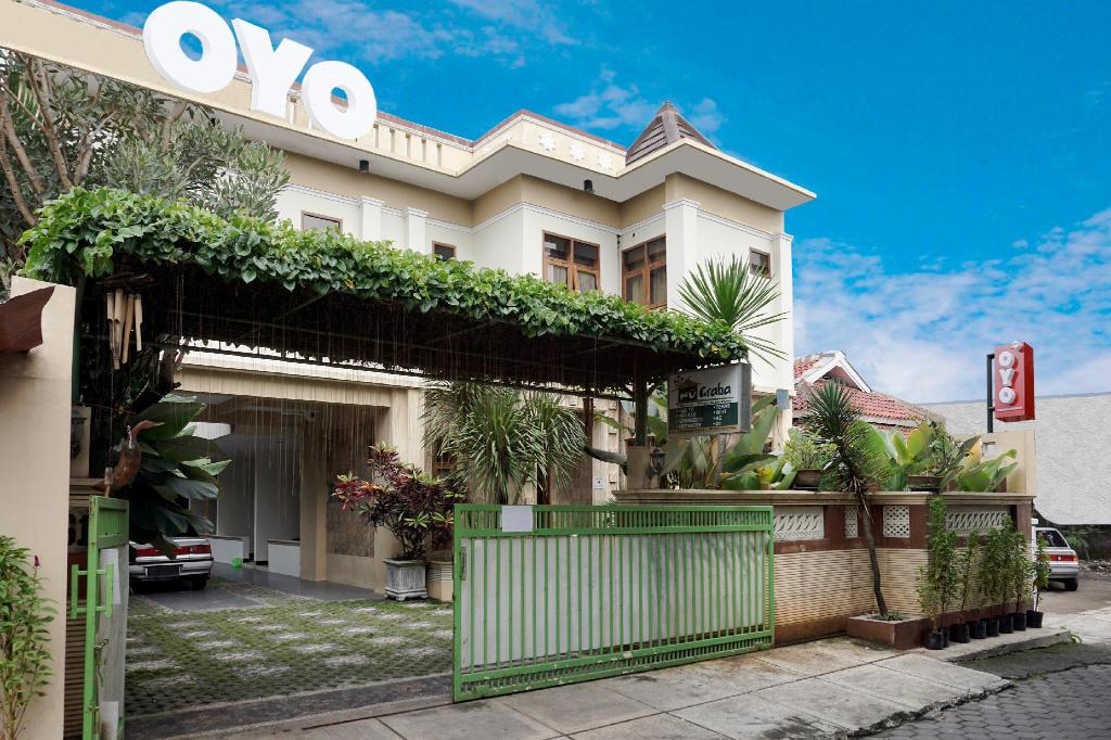 Exterior view OYO 462 Nugraha Residence