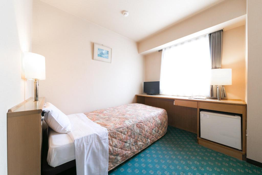 Single Room Smoking - Guestroom Pearl Hotel Ryogoku