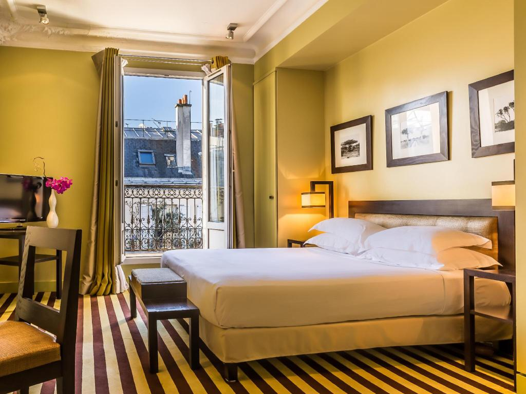 More about Hotel Duret