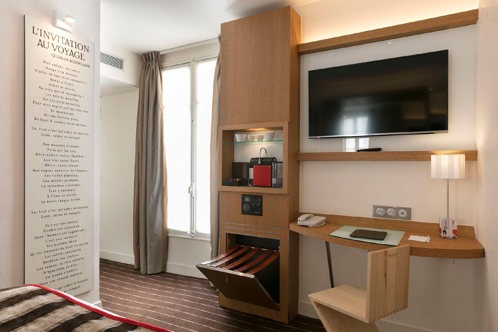 Select Hotel In Paris Room Deals Photos Reviews