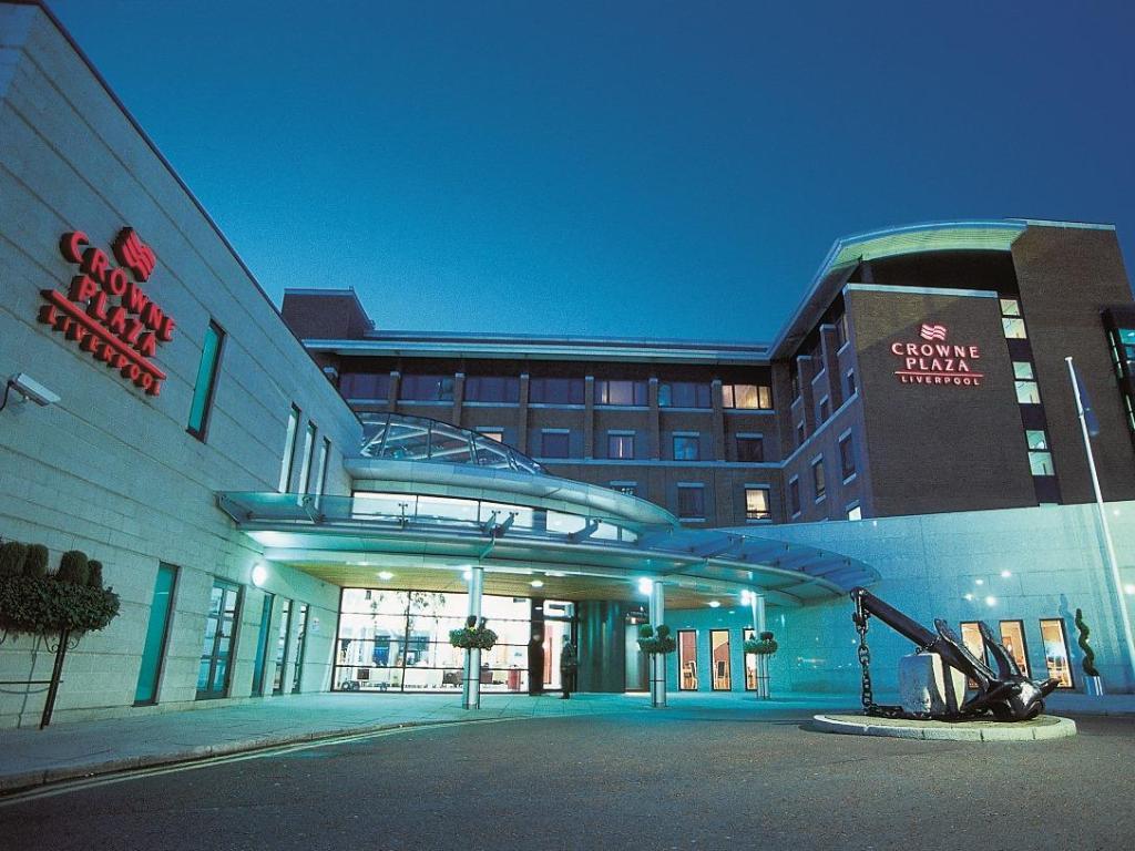 Crowne Plaza Liverpool City Centre in United Kingdom - Room Deals