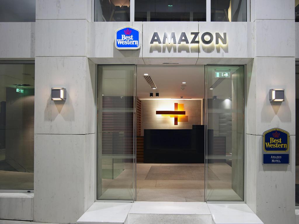 Best Western Plus Amazon Hotel