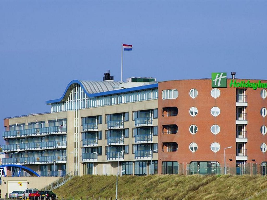 Udvendig Apollo Hotel Ijmuiden Seaport Beach