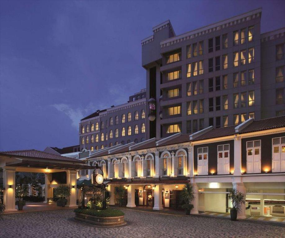 Village Hotel Albert Court by Far East Hospitality (SG Clean Certified)