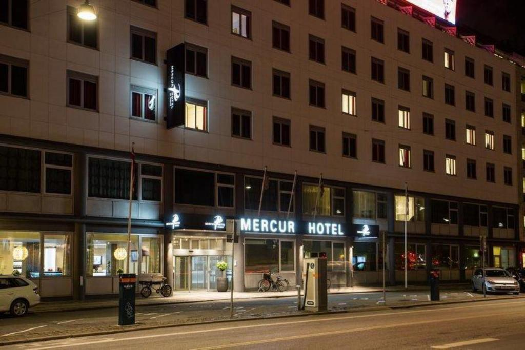 More about ProfilHotels Mercur Hotel