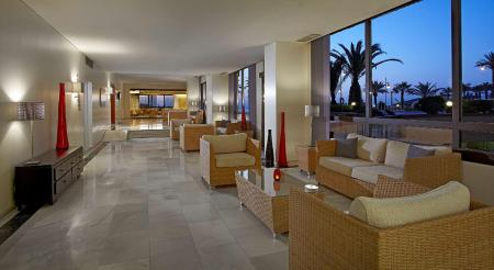 Interior view Melia Costa del Sol