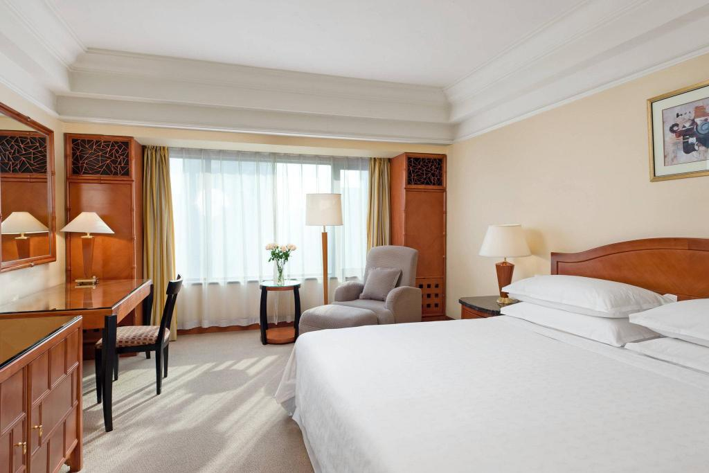 Premier Room, Guest room, 1 King, City view - Σχέδιο δωματίου