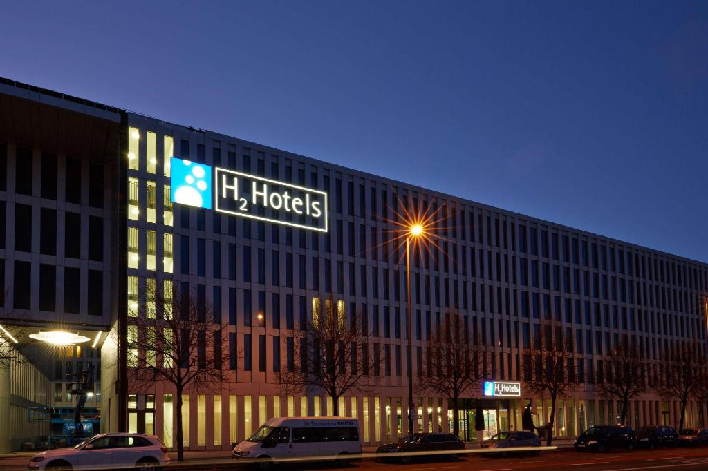 More about H2 Hotel München Messe