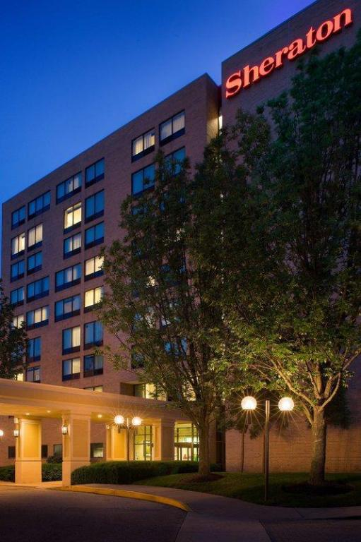 More about Sheraton Columbia Town Center Hotel