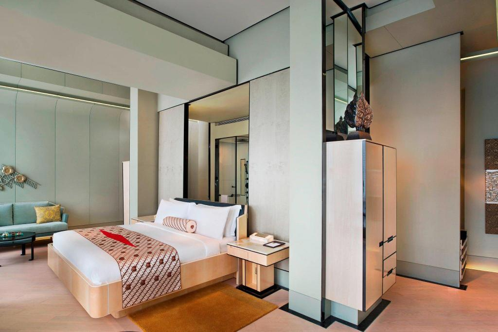 Keraton At The Plaza A Luxury Collection Hotel Jakarta In Indonesia Room Deals Photos Reviews