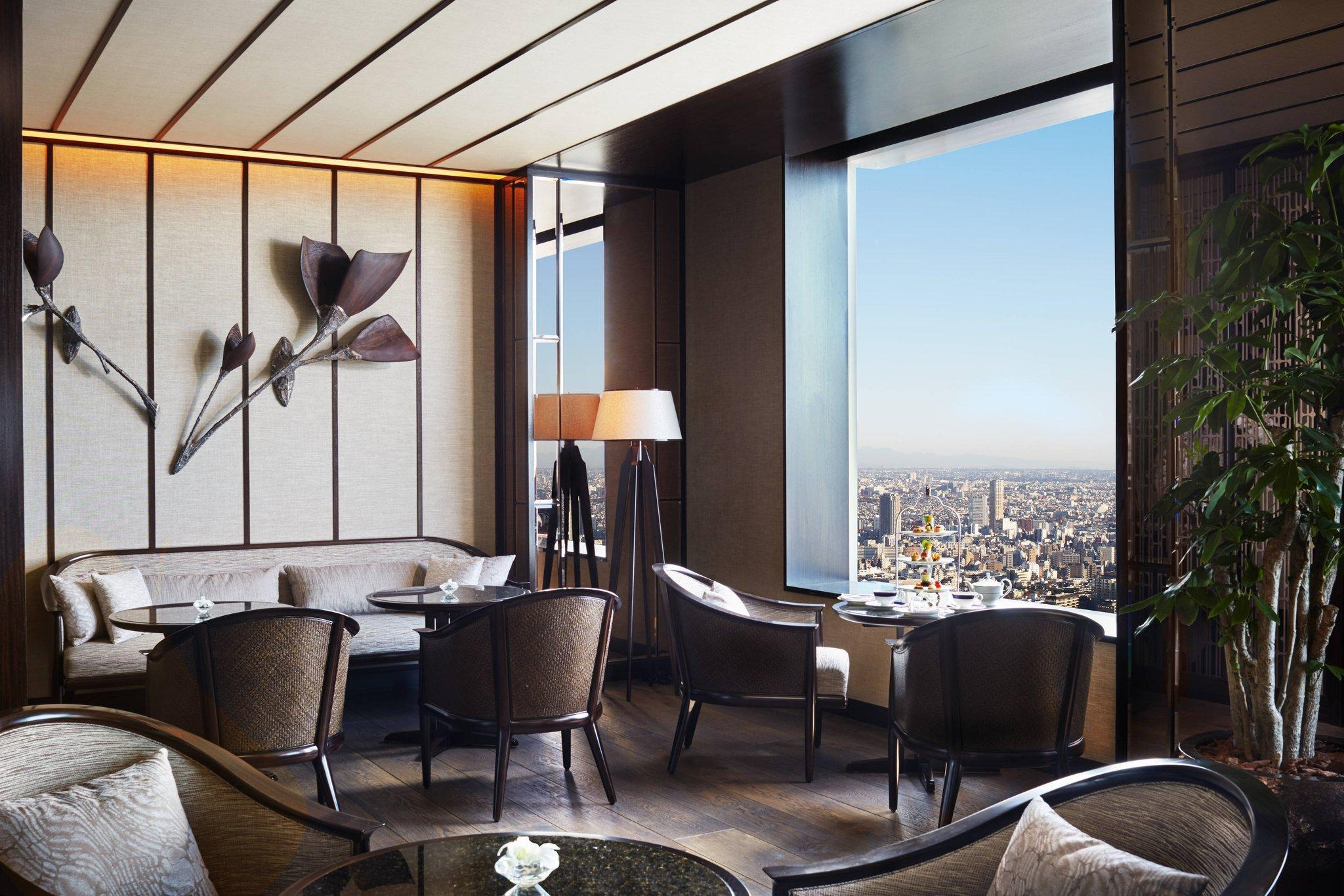 Japanese Suite, Club lounge access, 1 Bedroom Suite