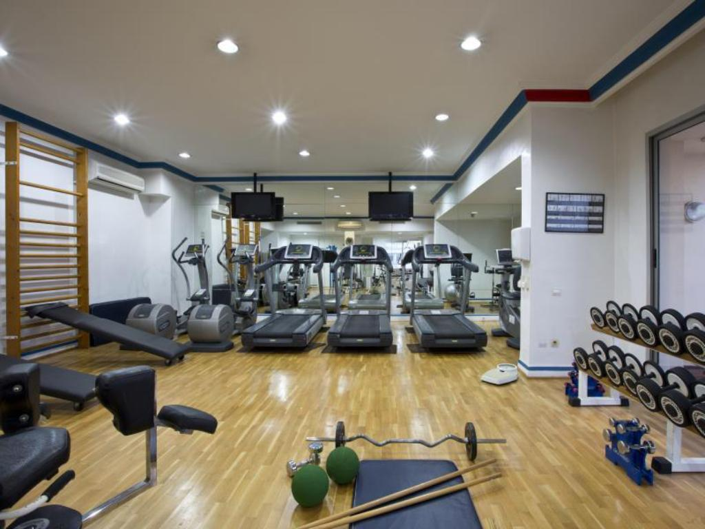Fitness center Le Royal Mansour Hotel
