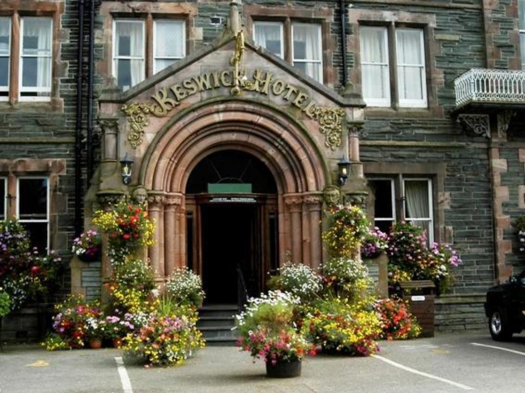Entrance Keswick Country House Hotel