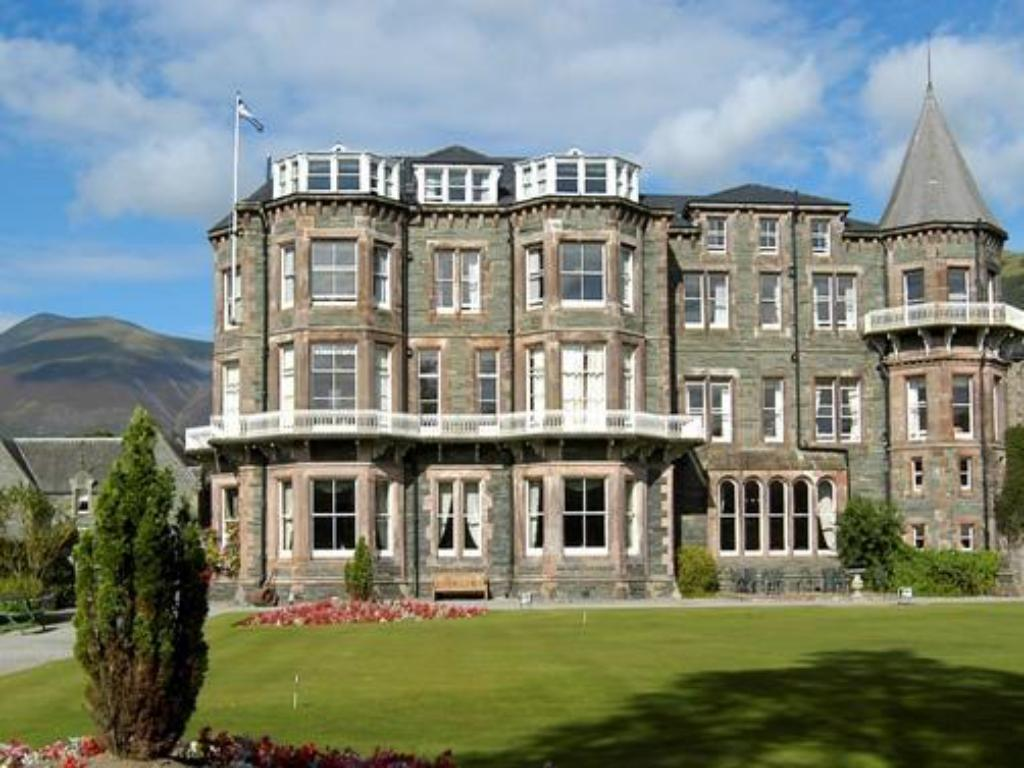 Exterior view Keswick Country House Hotel