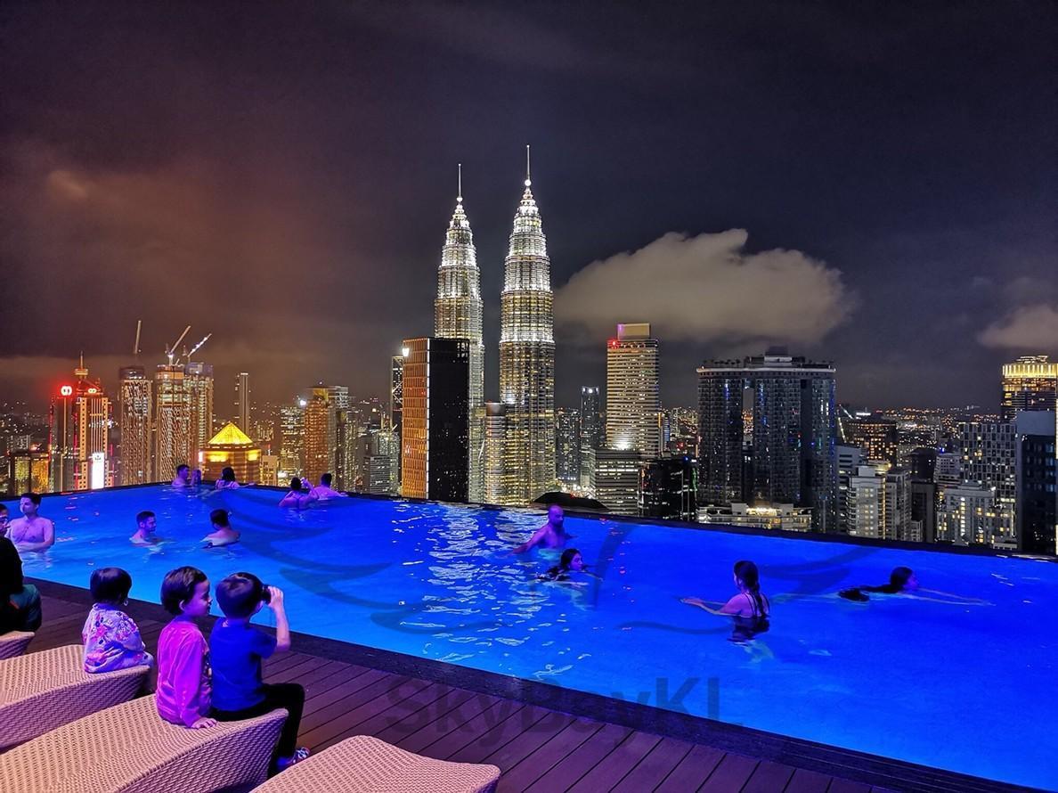 Apartamento de 16 m² en Centro de Convenciones Kuala Lumpur, con