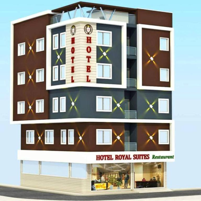 HOTEL ROYAL SUITES