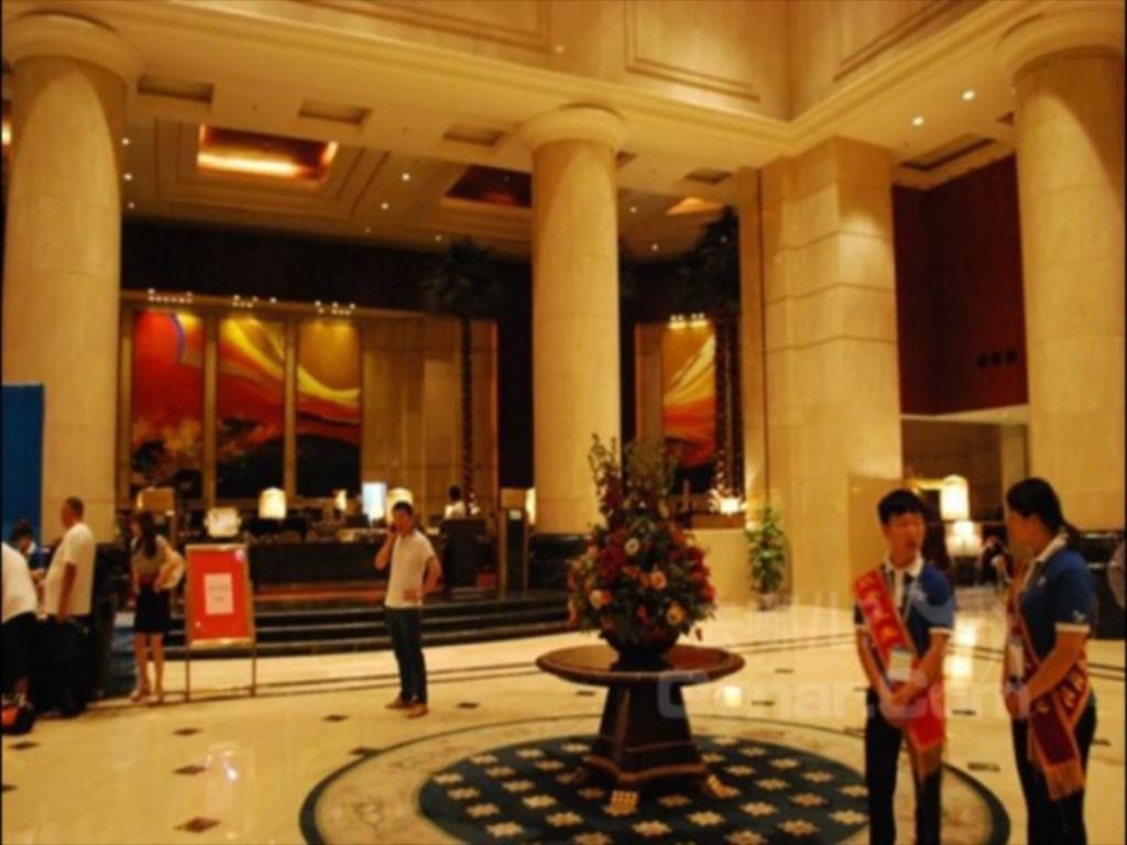 Lobby Everbright Convention & Exhibition Centre International Hotel