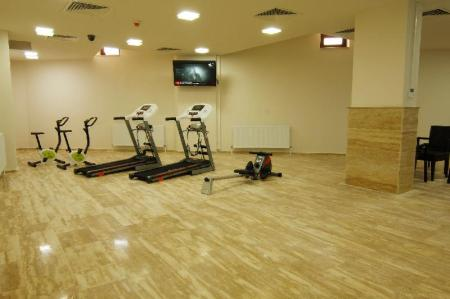 Fitness center Zind Home Cekmekoy