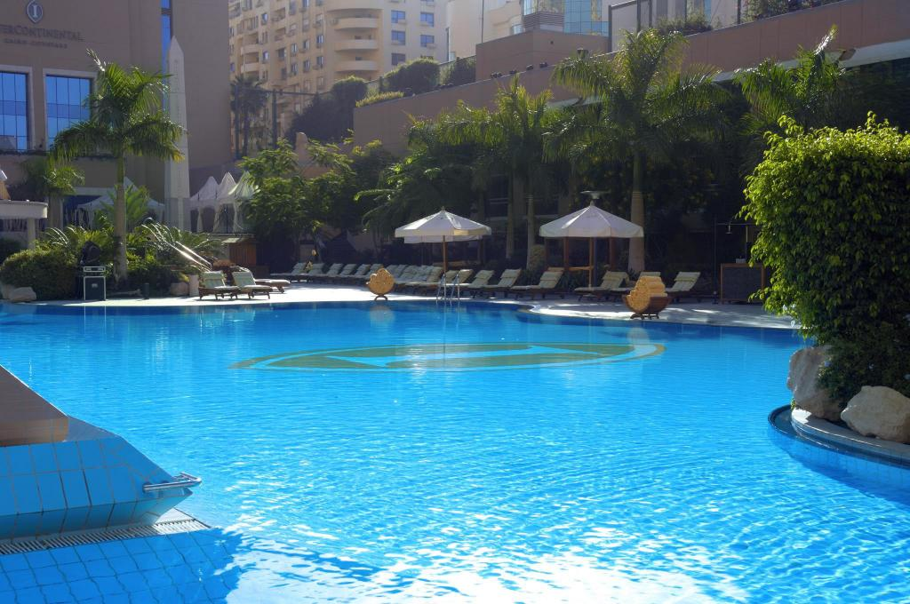 Πισίνα Intercontinental Cairo Citystars