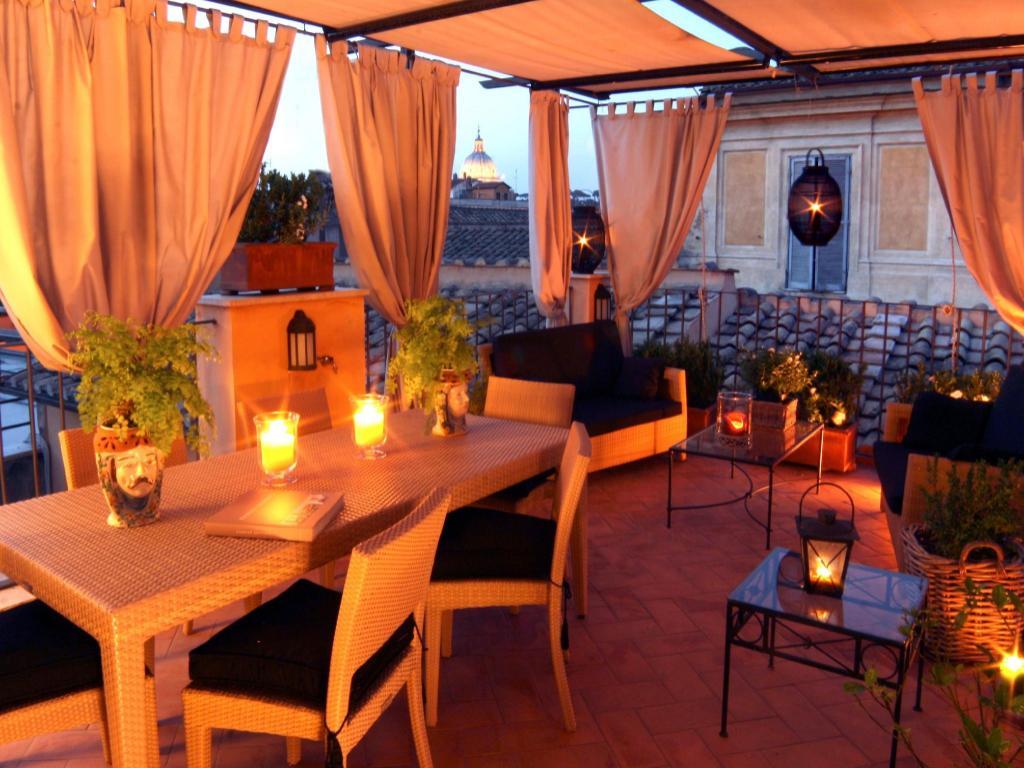 bdbf41bee فندق أدريانو (Hotel Adriano) روما حجز رخيص فوري مع اجودا