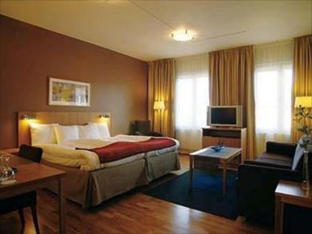 צפו בכל 27 התמונות Quality Hotel Park Sodertalje City