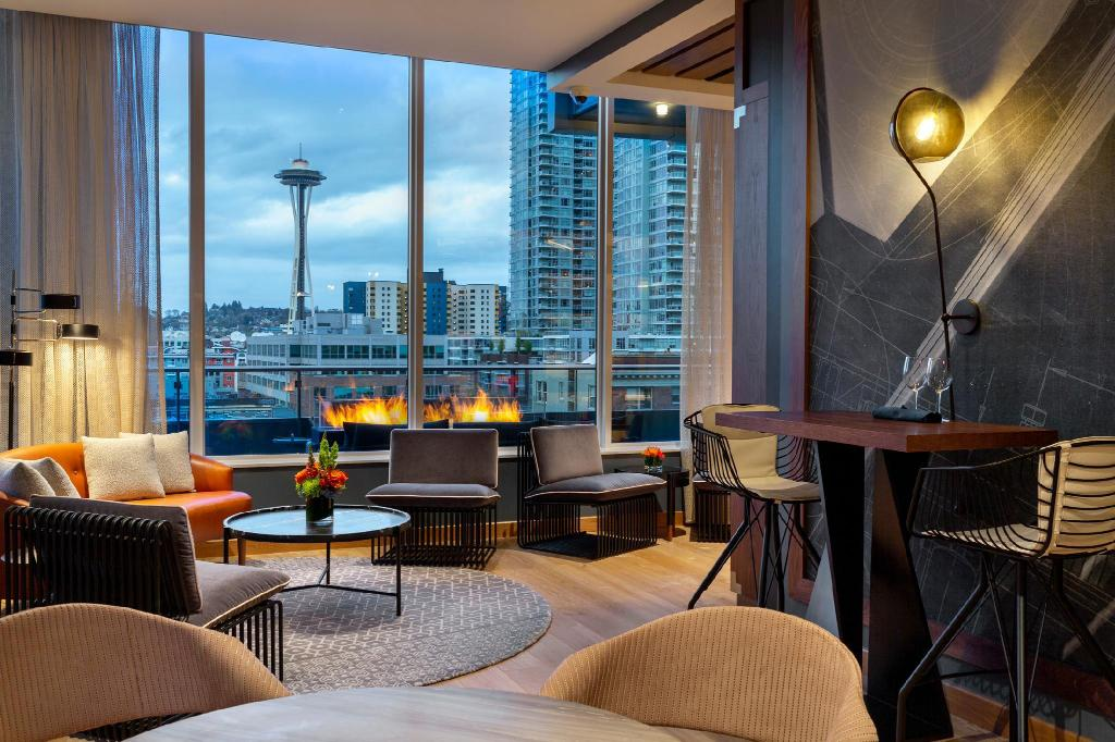 Hotels In Seattle >> The Sound Hotel Seattle Belltown Tapestry Collection In