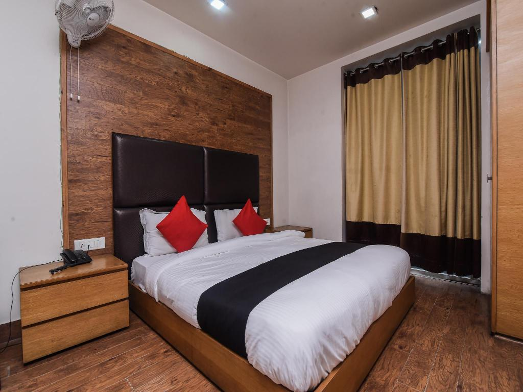Capital O 419 Hotel JPS Residency