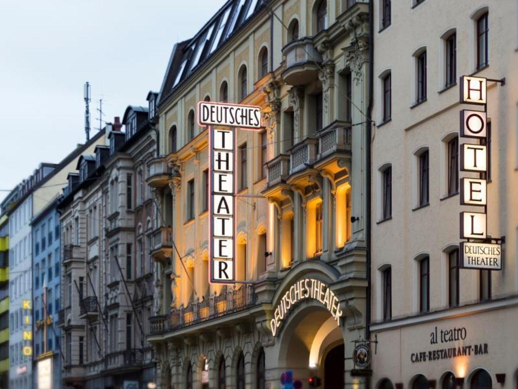 Hotel Deutsches Theater Stadtmitte In Munich Room Deals