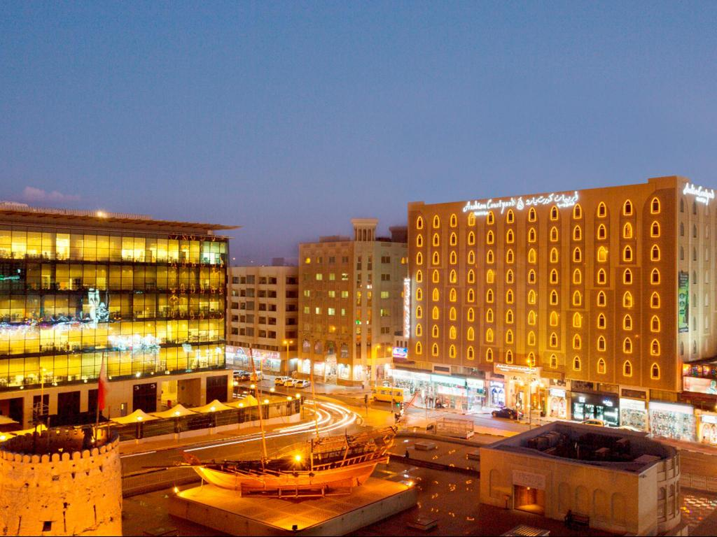 More about Arabian Courtyard Hotel & Spa