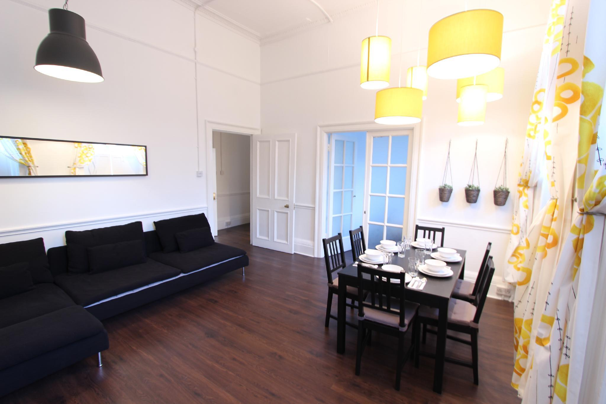Deluxe Two Bedroom Apartment