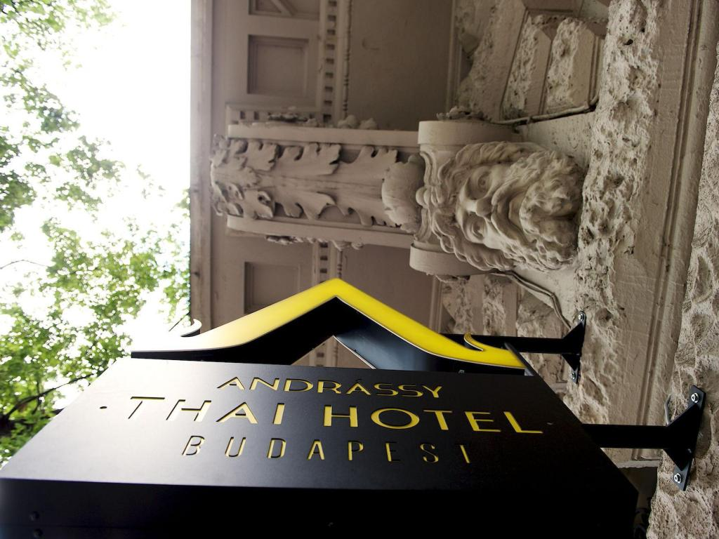 Andrassy Thai Hotel Best Price On Andrassy Thai Hotel In Budapest Reviews