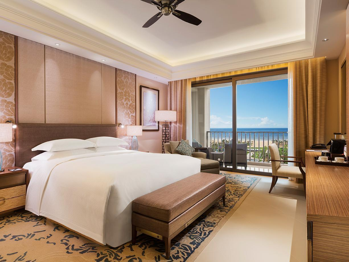 King Premier Room Sea View