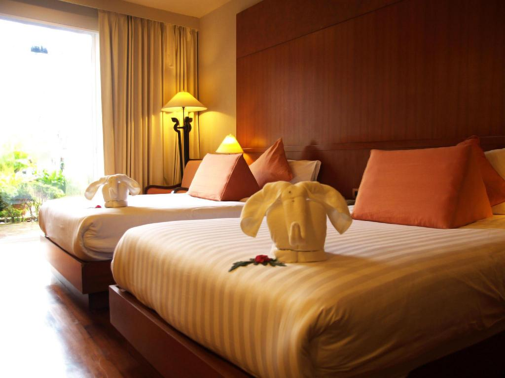 Deluxe Room Mission Hills Phuket Golf Resort