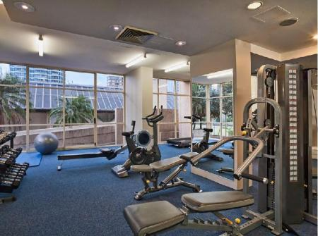 Fitness center Novotel Surfers Paradise