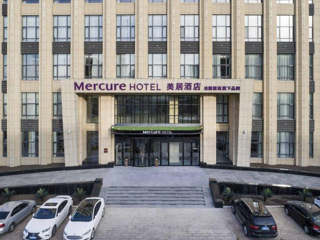 More about Mercure Harbin Songbei