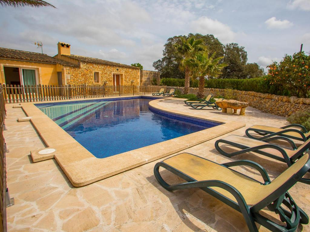 Swimming pool [outdoor] Ses Cases Noves Villa