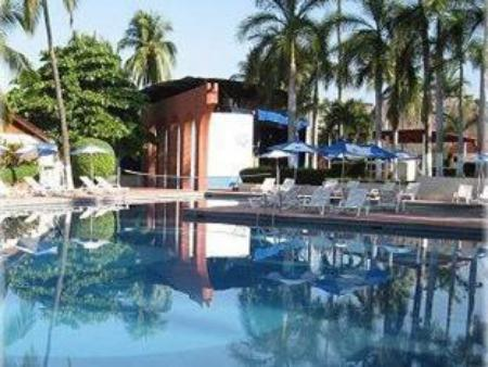 Piscină Qualton Club Ixtapa All Inclusive