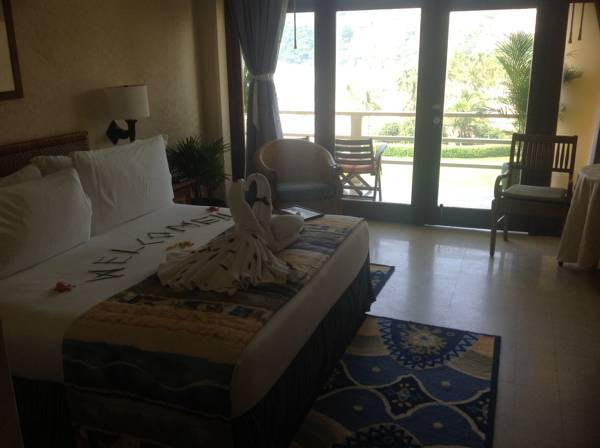 Superior Double Room with Ocean View with Two Double Beds