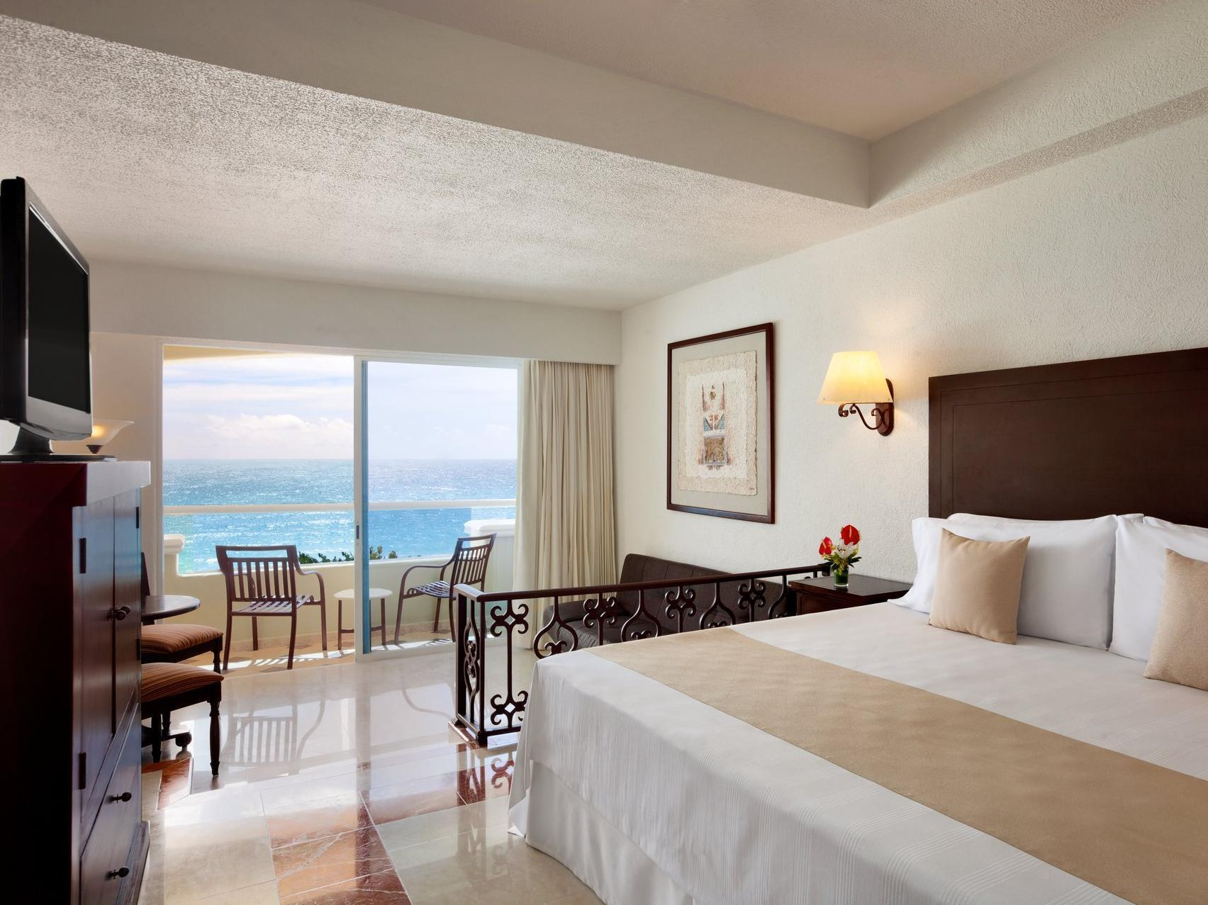 Junior Suite Em Frente Ao Oceano (Junior Suite Ocean Front)