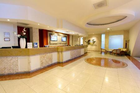 Lobby Royal Solaris Cancun Resort Marina & Spa All Inclusive