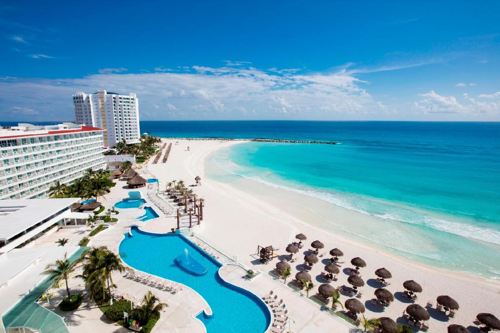 Krystal Cancun Cancun Parhaat Tarjoukset Agoda Com