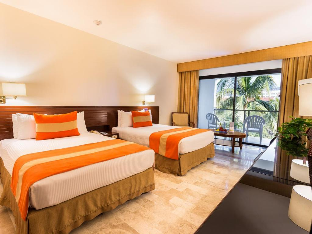 Viesnīcas interjers Melia Vacation Club Puerto Vallarta All Inclusive