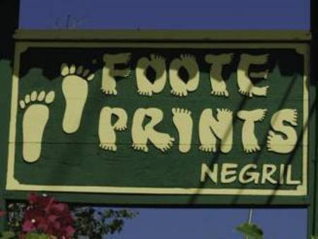 Exterior view Foote Prints on the Sands Hotel