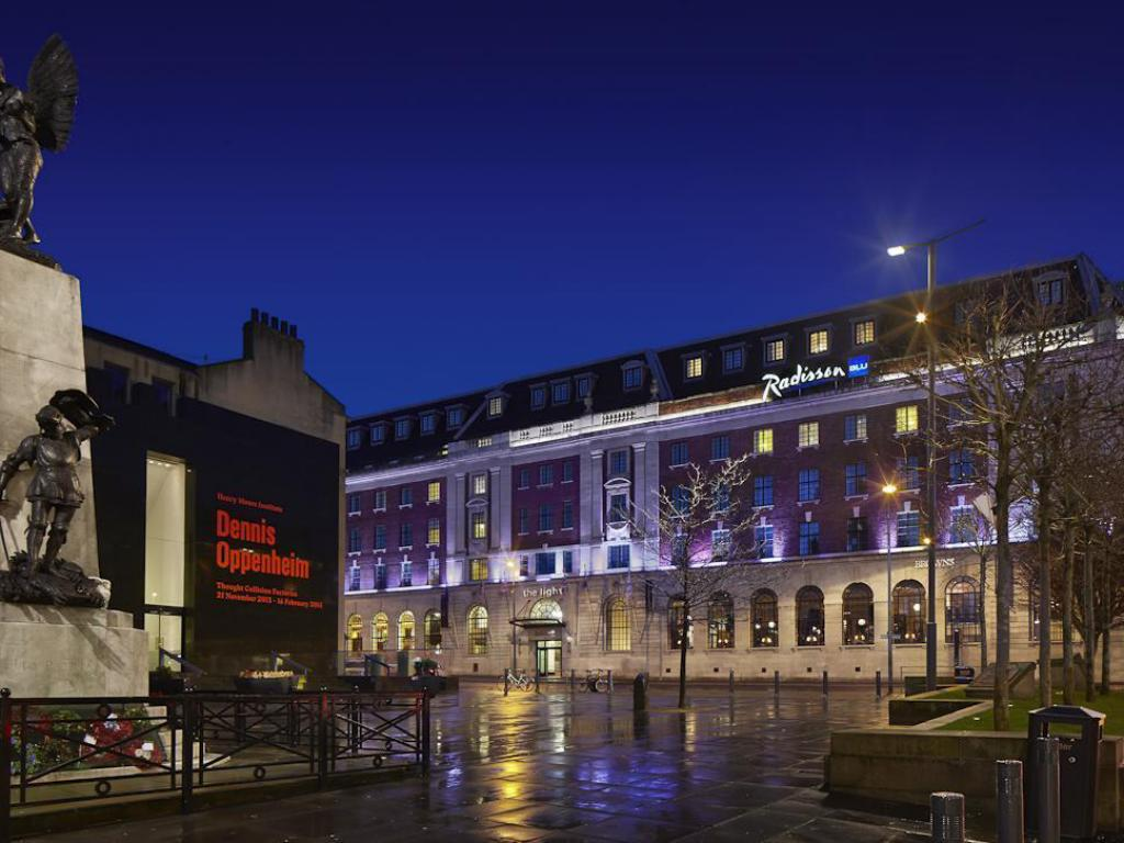 More about Radisson Blu Hotel Leeds