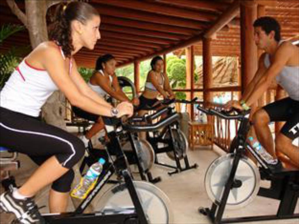Fitnesa centrs Azul Ixtapa Beach Resort All Inclusive & Convention Center