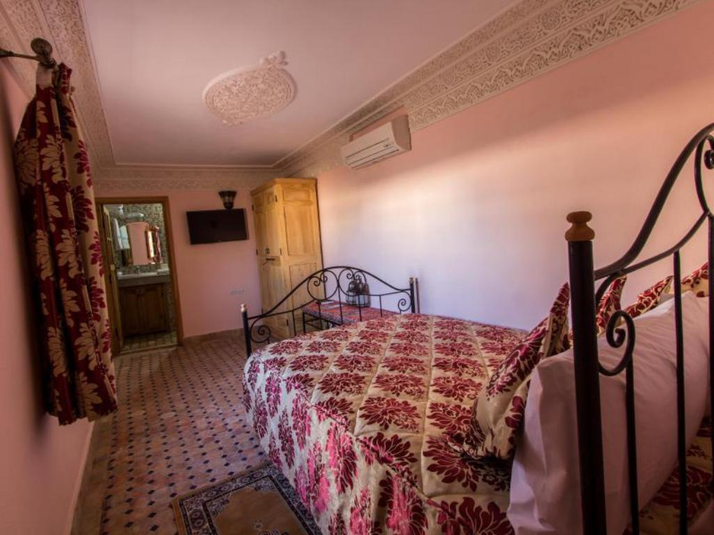 Deluxe Double Room with Shower Riad Taryana