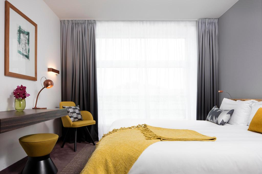 Art Double Room Courtyard Facing artotel berlin mitte by park plaza